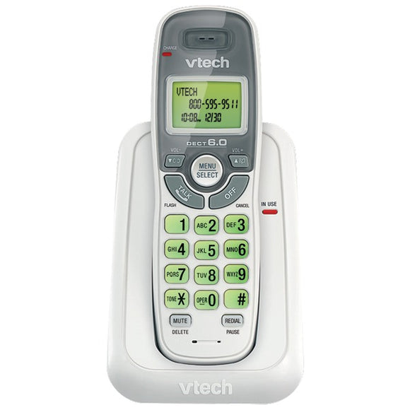 DECT 6.0 Cordless Phone System (without Digital Answering System)
