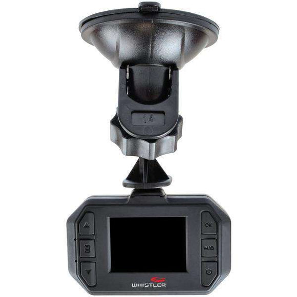 Whistler D230 D230 Dash Cam with 1.5