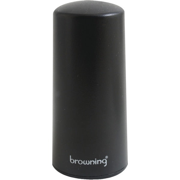 Browning(R) BR-2427 4G-3G LTE Wi-Fi(R) Cellular Pretuned Low-Profile NMO Antenna
