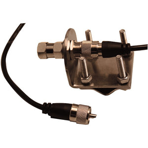 Browning BR-MM-18 Mirror-Mount Kit with CB Antenna Coaxial Cable