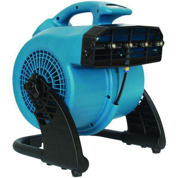 XPOWER FM-48 FM-48 3-Speed Portable Outdoor Cooling Misting Fan