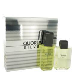 Puig Quorum Silver Gift Set By Puig