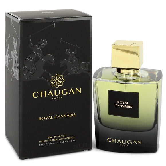 Chaugan Chaugan Royal Cannabis Eau De Parfum Spray (Unisex) By Chaugan