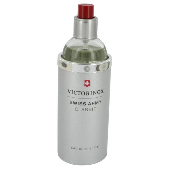 Swiss Army Eau De Toilette Spray (Tester) By Victorinox