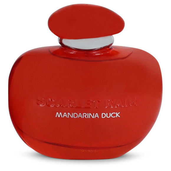Scarlet Rain Eau De Toilette Spray By Mandarina Duck