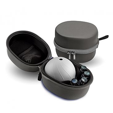 Aura Diffuser Aromatherapy Travel Kit Case