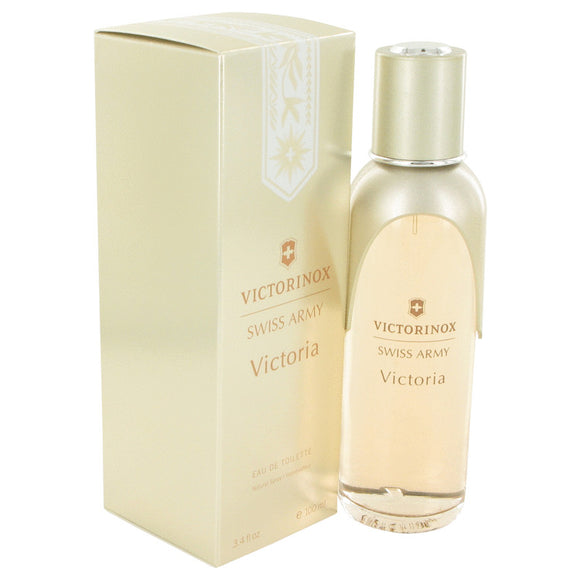 Swiss Army Victoria Eau De Toilette Spray By Victorinox