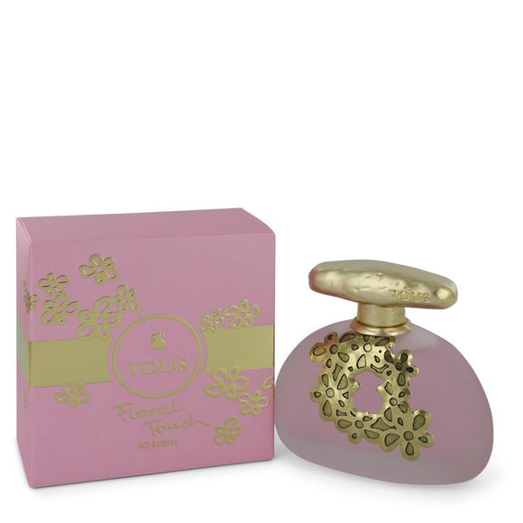 Tous Floral Touch So Fresh Eau De Toilette Spray By Tous