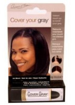 Cover Your Gray  Touch Up Stick, Jet Black