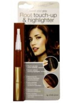 Cover Your Gray  Root Touch Up & Highlighter, Light Brown