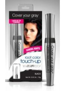 Cover Your Gray  Waterproof Touch Up, Black