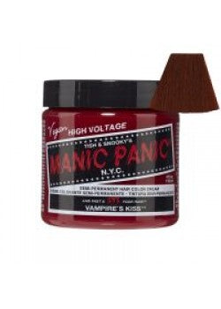 Manic Panic Semi Permanent Cream Hair Color - Vampire's Kiss