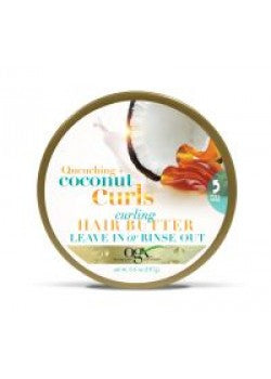 OGX Quenching OGX Quenching Coconut Curls Curling Hair Butter