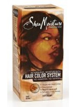 SheaMoisture Hair Color System, Dark Brown