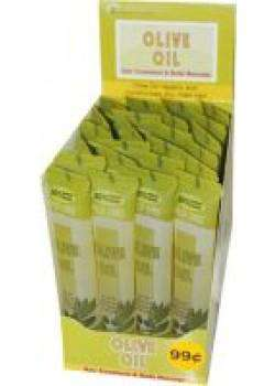 Sunflower Hair Oil, Olive 24-Piece Display