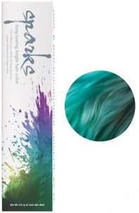 Sparks Bright Hair Color Total Teal
