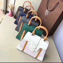 Goyard Inspired Saigon Handbag MM