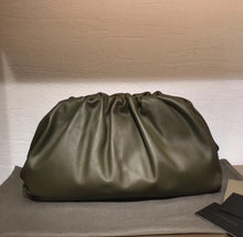 Bottega Veneta Inspired Pouch Clutch Handbag