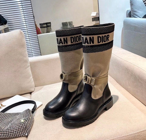 Dior Inspired D Major Boot