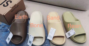 Yeezy Inspired Slides