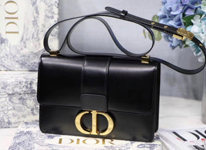 Dior Inspired 30 Montaigne Box Flap Bag