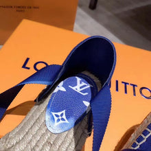 Louis Vuitton Inspired Escale Starboard Espadrilles
