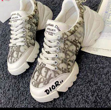 Dior Inspired D Connect Sneakers