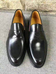 "Gucci Inspired Men's ""Sylvie"" Leather Loafer"