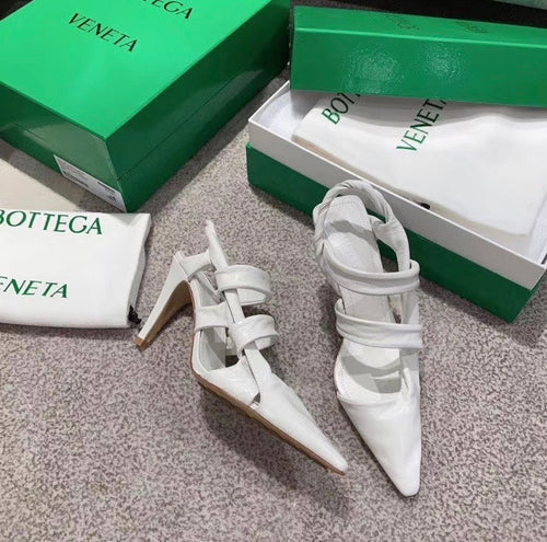 Bottega Veneta Inspired Point Shoes
