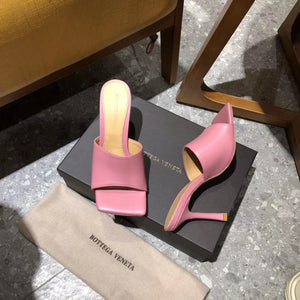 Bottega Veneta Inspired Stretch Sandals