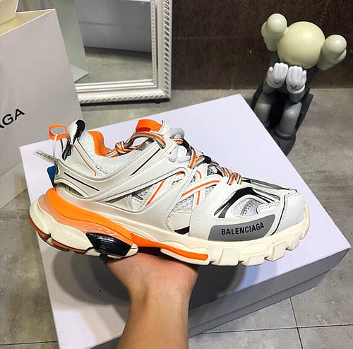 Balenciaga Inspired Track Trainer Sneakers