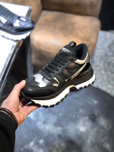 Valentino Inspired Rockrunner Up Sneakers