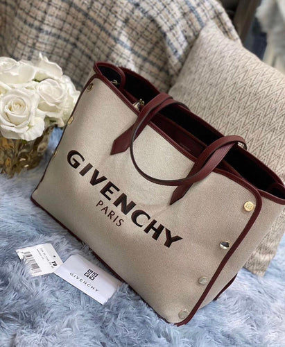 Givenchy Inspired Medium Cabas Shopper Tote
