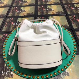 Gucci Inspired 1955 Horsebit Bucket Handbag