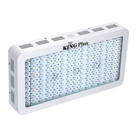 King Plus 1200 Watt LED Grow Light Double Chips Full Spectrum with UV and IR for Greenhouse Indoor Plant Veg and Flower