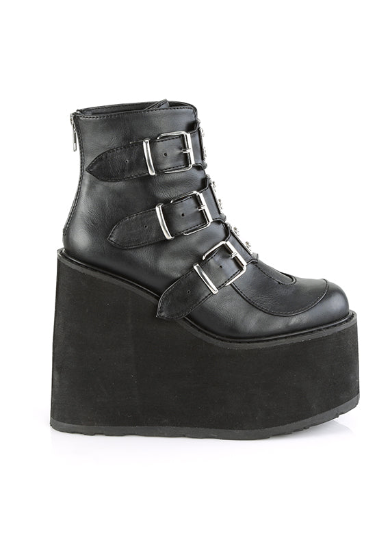 DEMONIA DARK DISCO BOOTS