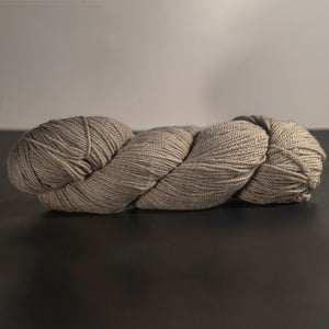 14.5µm Merino/Light Brown Yak Yarn