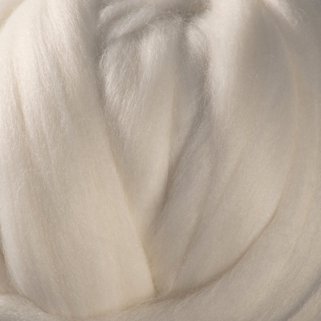 18.5um Superwash Merino/Faux Cashmere