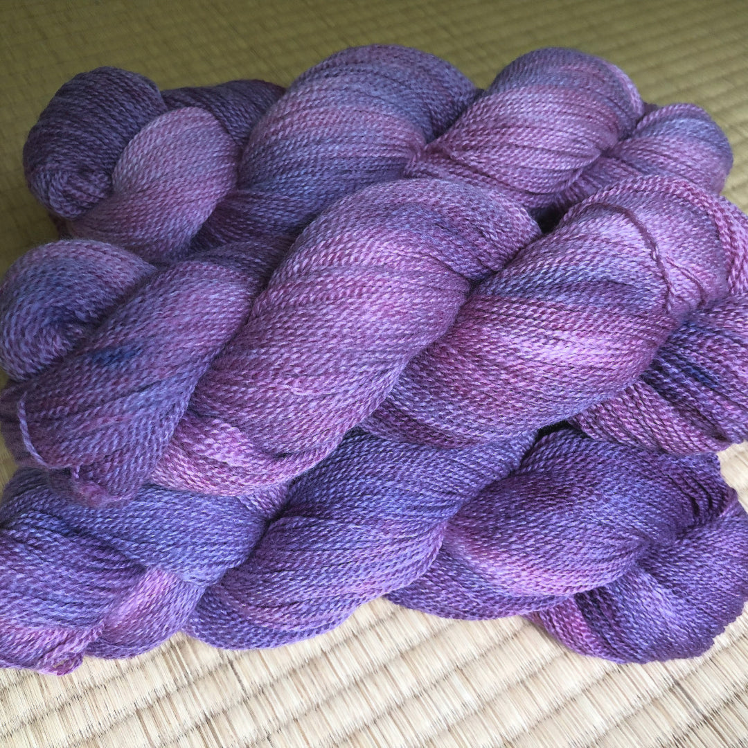 Puppy Love- Superwash Merino/Faux Cashmere 500yd