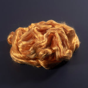 Saffron mulberry silk