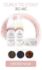Curly to Coily Starter Kit