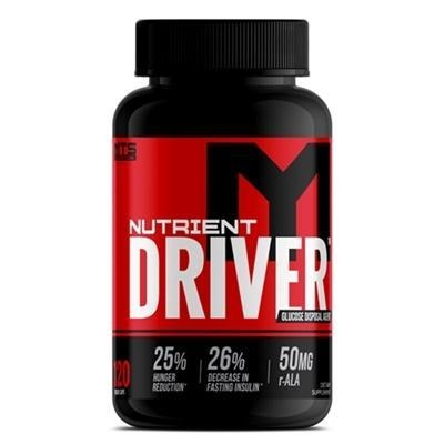 MTS Nutrition Nutrient Driver | 120 caps