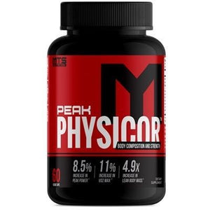 MTS Nutrition Peak Physicor | 60 capsules