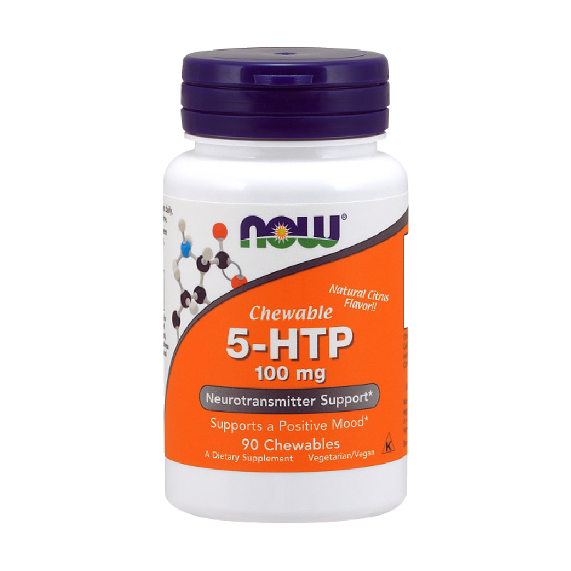 5-HTP 100mg CHEWABLE LOZENGES  90 TABS