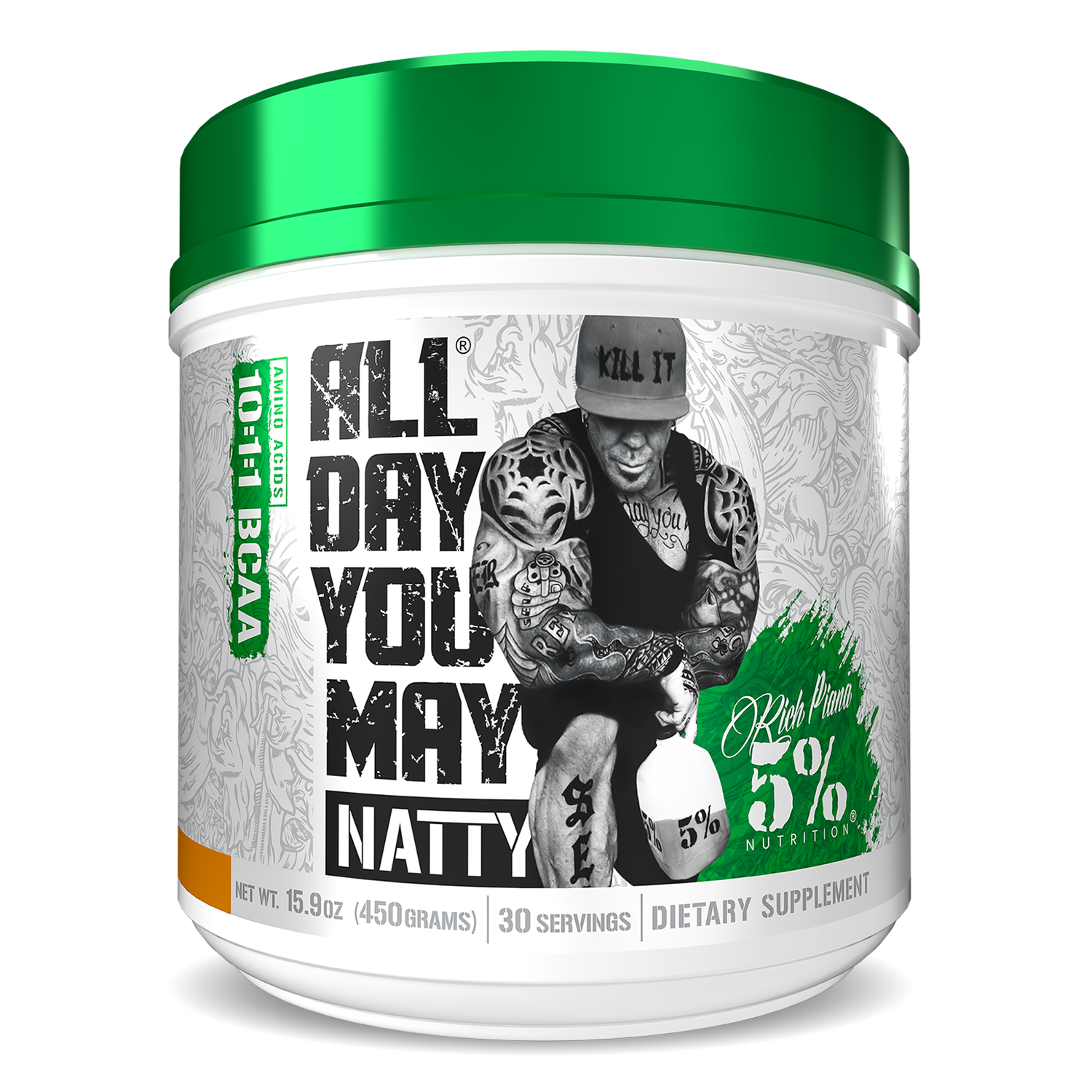 All Day You May Natty