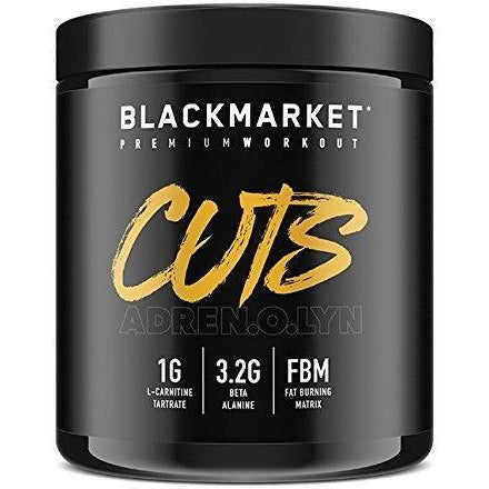 Black Market Labs Adrenolyn Cuts 30 Servings