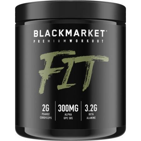 Black Market Labs Fit 30 Servings