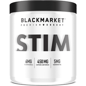 Black Market Labs Stim 30 Servings