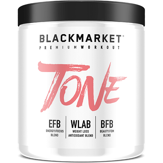 Black Market Labs Tone 30 Servings