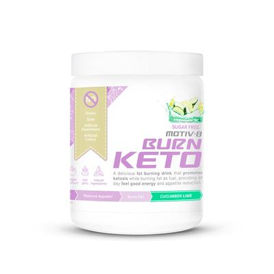 Burn Powder Keto Cucumber Lime